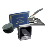 We offer notary stamps and notary supplies at Xstamper Online, a StampXpress online company, which has been making notary and rubber stamps for 100 years. We provide the layouts and artwork to make notary stamps for each of the 50 United States.