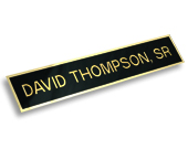 Name Plate Only